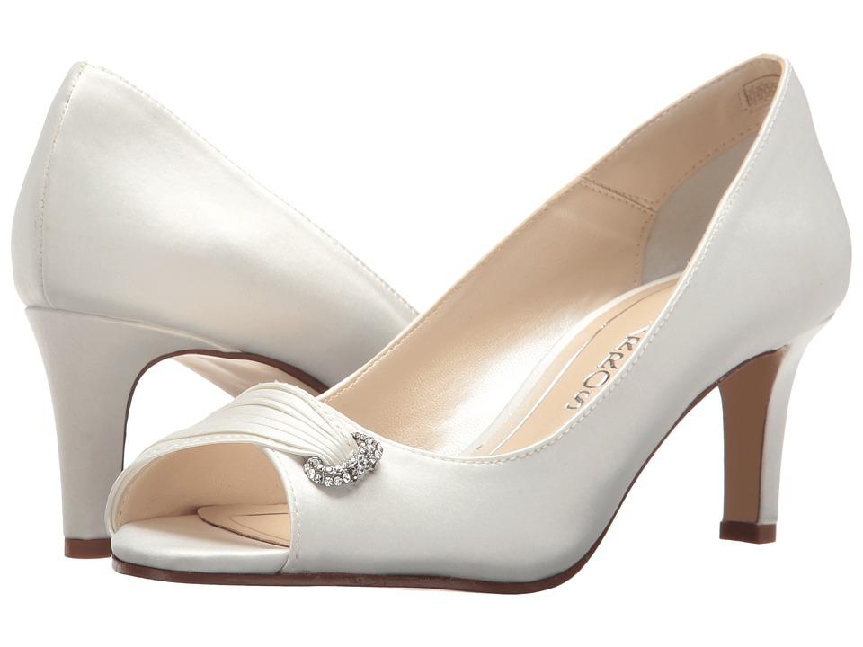 Caparros - John (Ivory Satin) High Heels