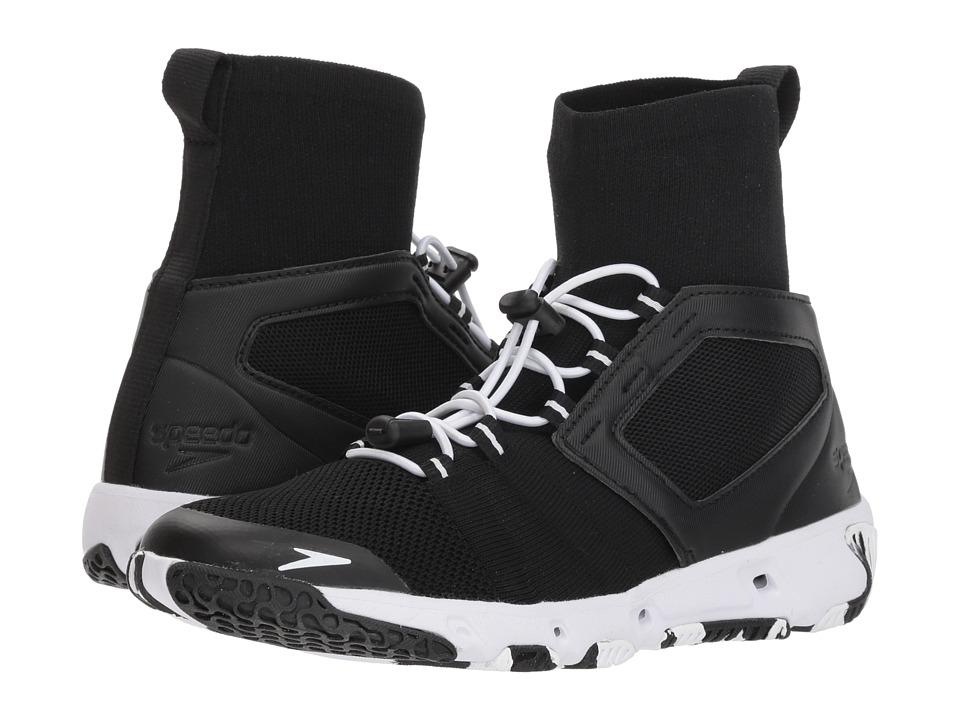 Speedo Hydroforce XT (Black/White) Women's Shoes