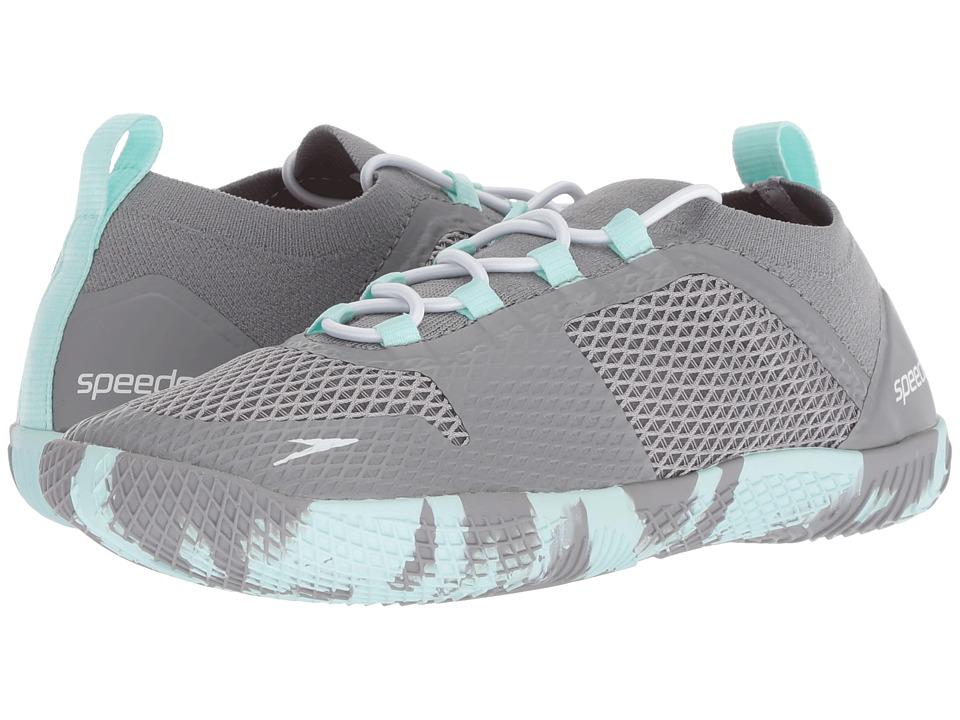 Speedo Fathom AQ (Heather Grey) Women's Shoes