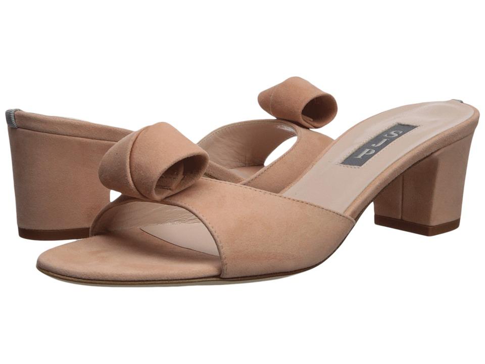 SJP by Sarah Jessica Parker Charlie (Signature Suede) Women's Shoes