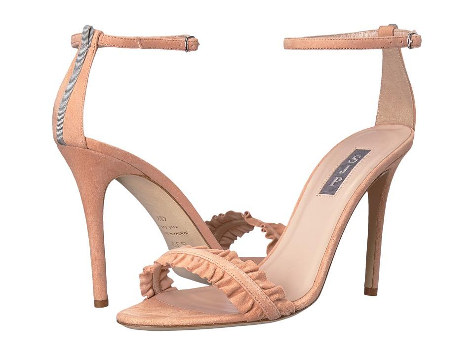 SJP by Sarah Jessica Parker Jessa (Signature Suede) Women's Shoes