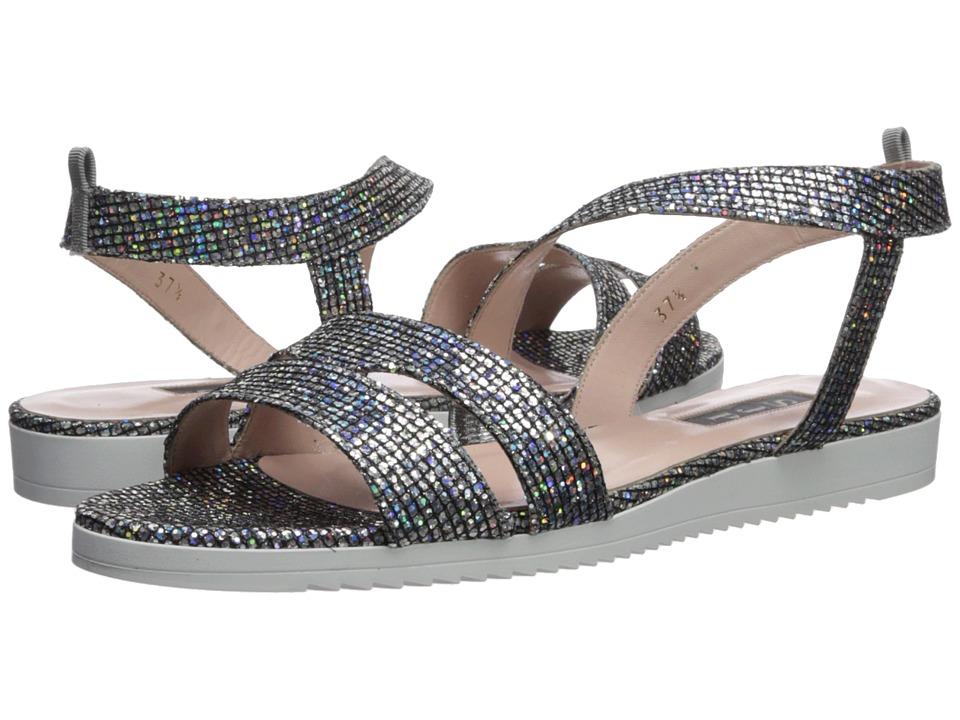SJP by Sarah Jessica Parker Supernova (Silver Scintillate) Women's Shoes