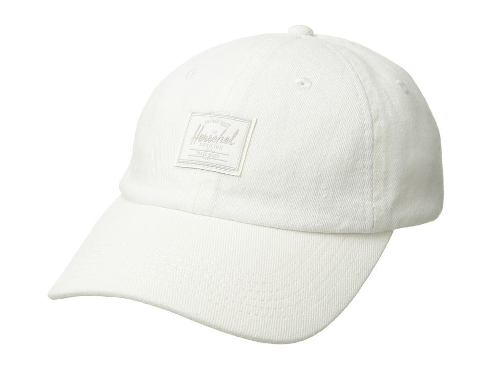 Herschel Supply Co. - Sylas (Natural Faded Denim) Caps