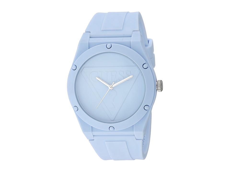 GUESS - U0979L6 (Light Blue) Watches