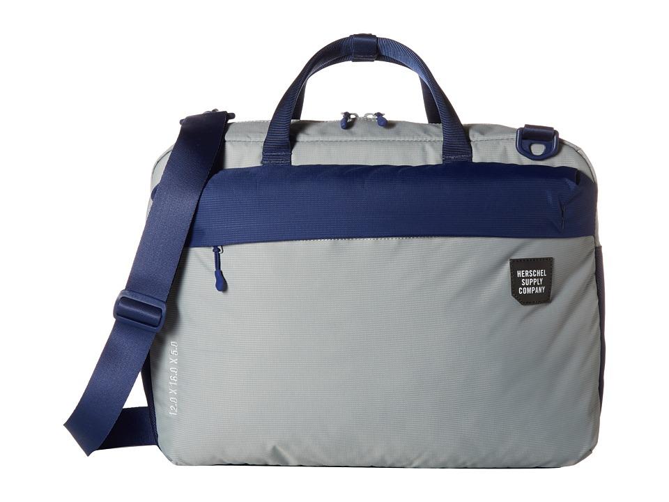 Herschel Supply Co. - Britannia (Quarry/Blueprint) Messenger Bags