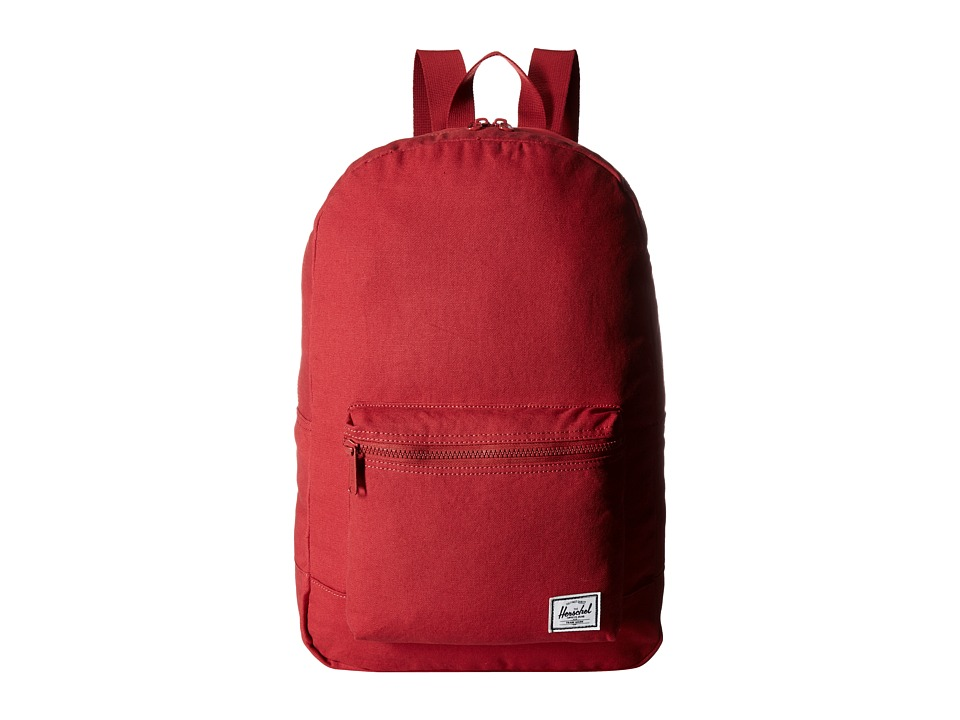 Herschel Supply Co. - Packable Daypack (Brick Red) Backpack Bags
