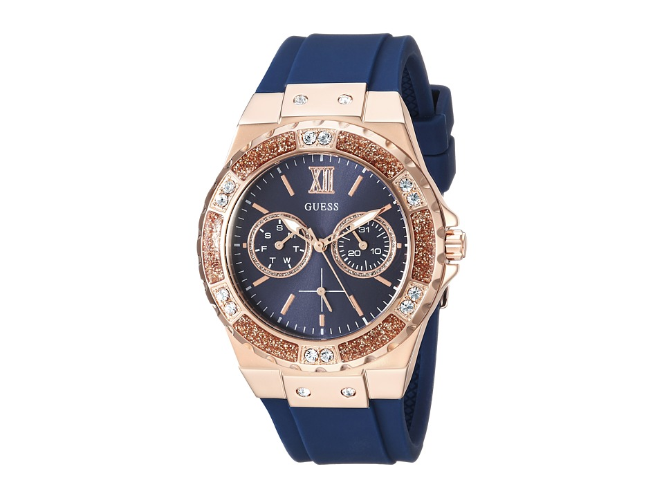GUESS - U1053L1 (Blue) Watches