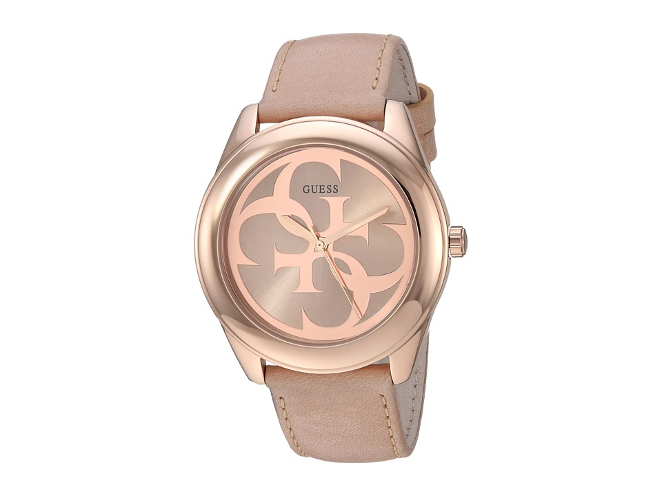GUESS - U0895L9 (Rose Gold) Watches
