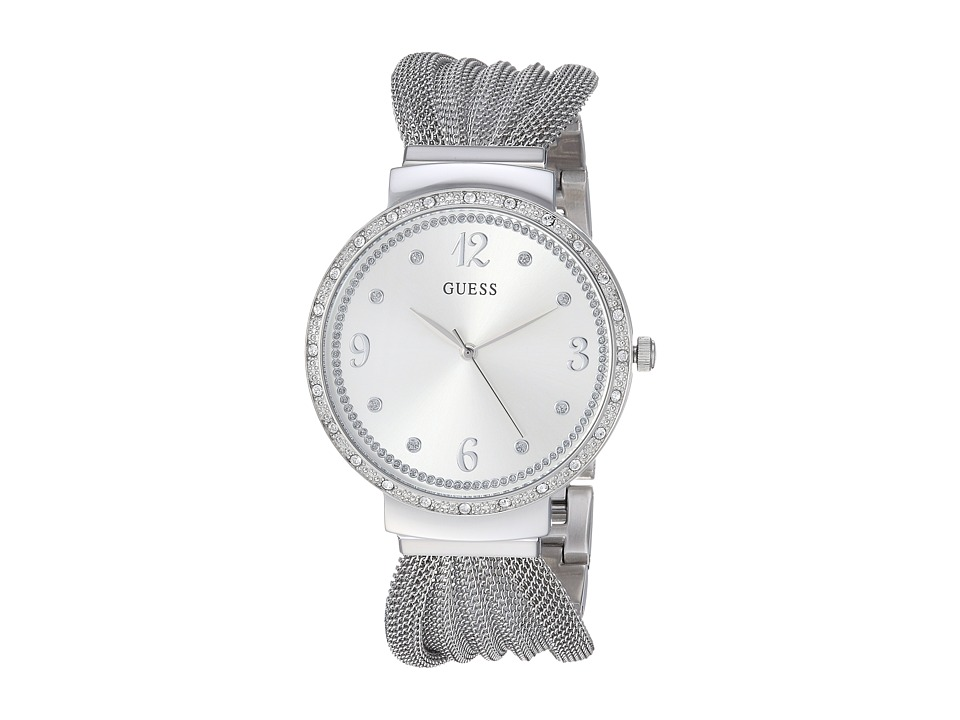 GUESS - U1083L1 (Silver) Watches