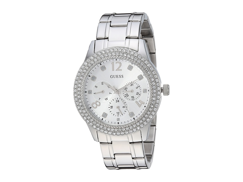 GUESS - U1097L1 (Silver) Watches