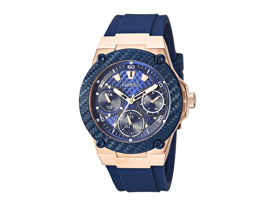 GUESS - U1094L2 (Blue) Watches
