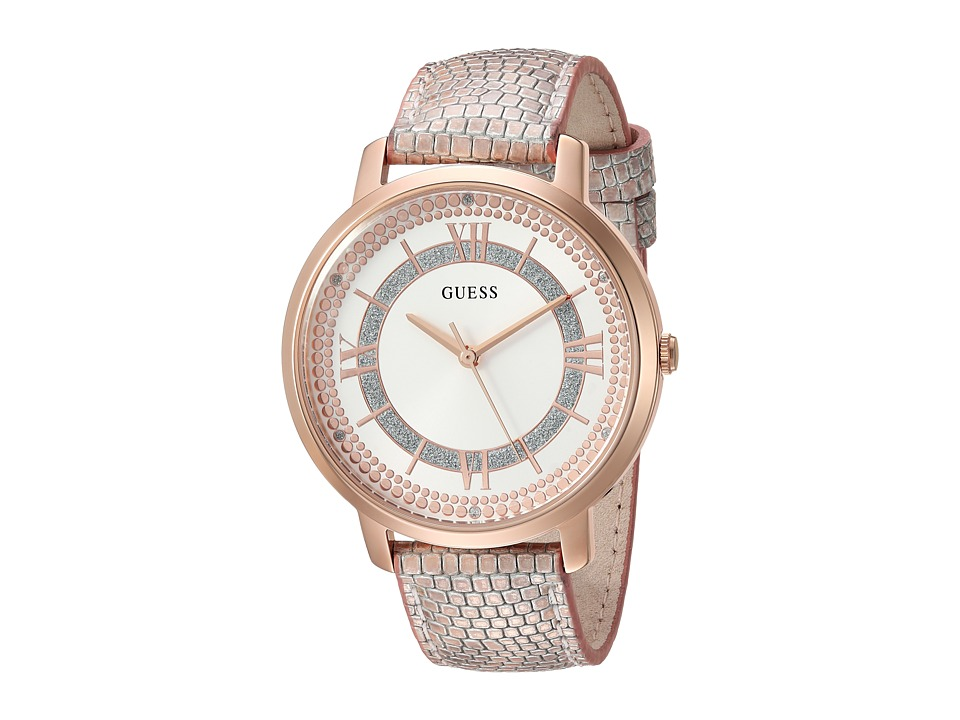GUESS - U0934L5 (Rose Gold/Bronze) Watches