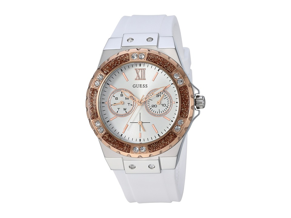 GUESS - U1053L2 (White) Watches