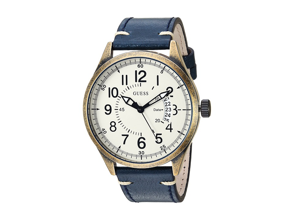GUESS - U1102G2 (Gold) Watches