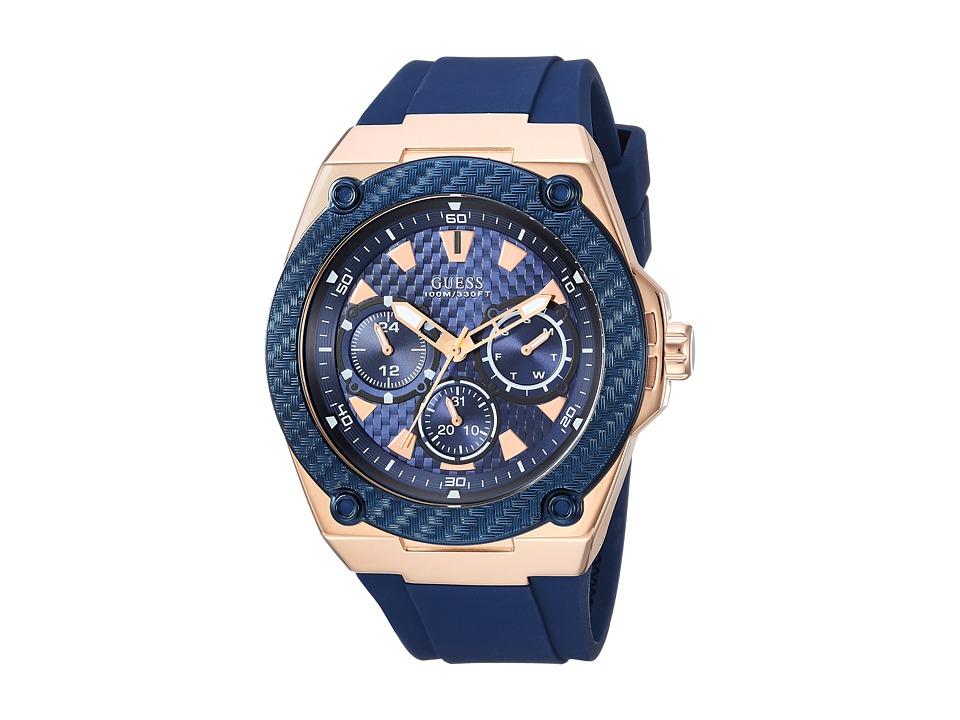 GUESS - U1049G2 (Blue) Watches