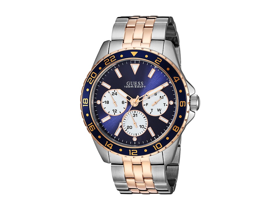 GUESS - U1107G3 (Silver) Watches