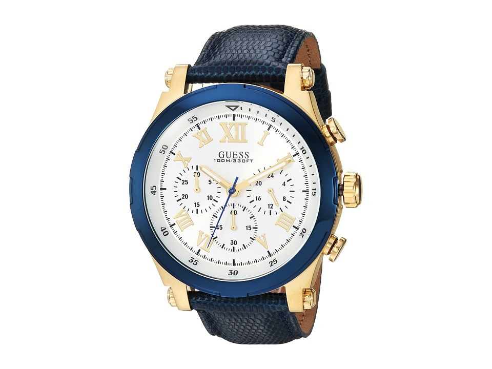 GUESS - U1105G1 (Gold) Watches