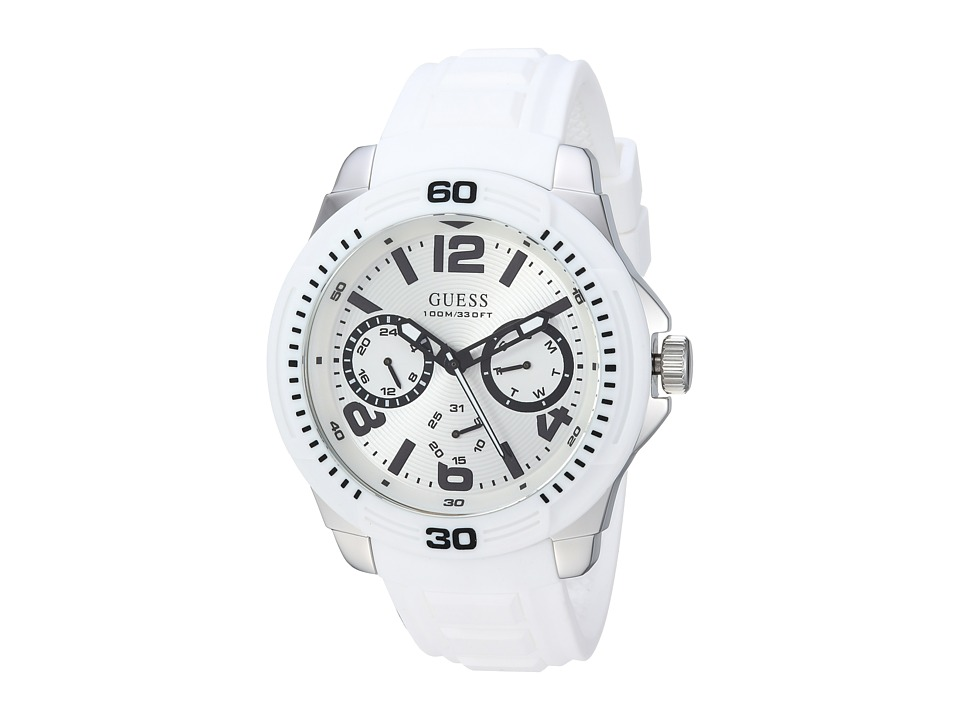 GUESS - U0967G3 (White/Color) Watches