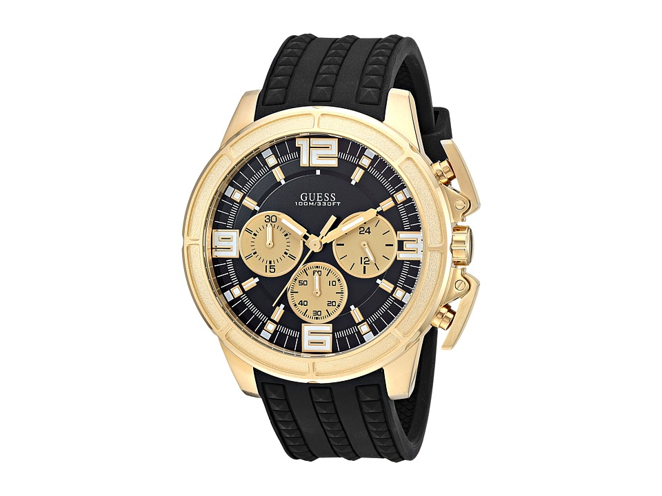 GUESS - U1115G1 (Gold) Watches