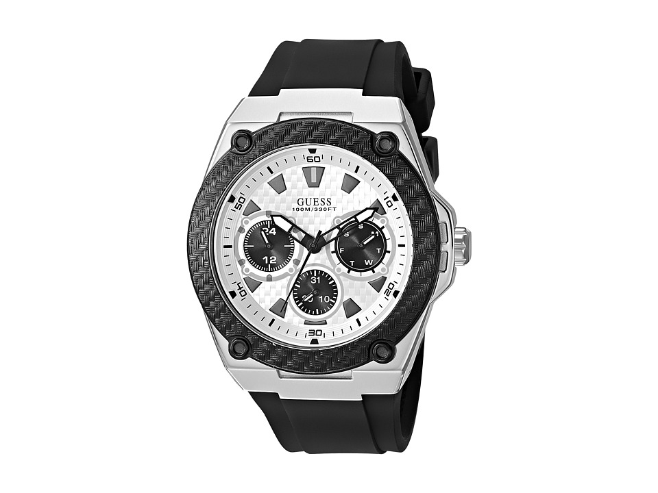 GUESS - U1049G3 (Black/Gunmetal) Watches