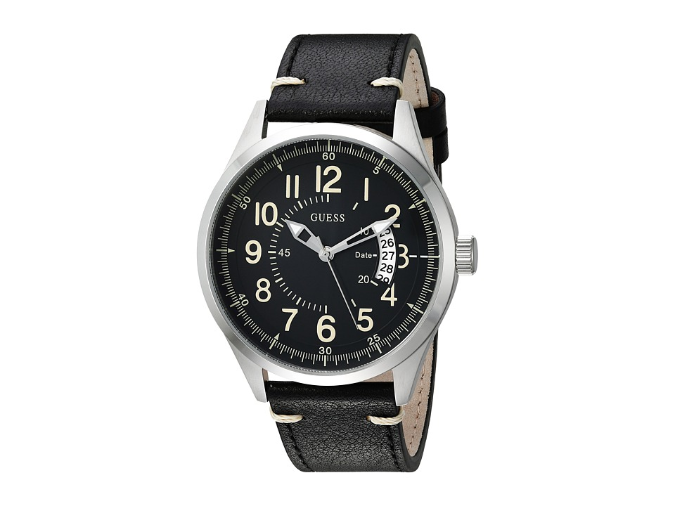 GUESS - U1102G1 (Black/Gunmetal) Watches