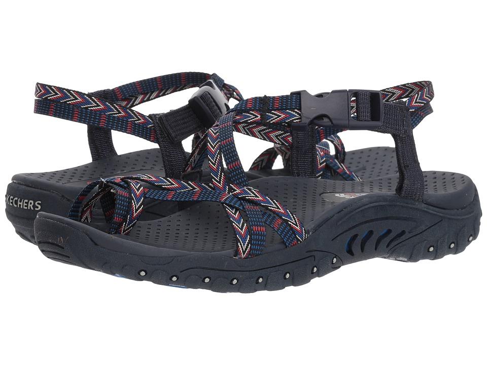 SKECHERS - Reggae - Islander (Navy) Womens Shoes