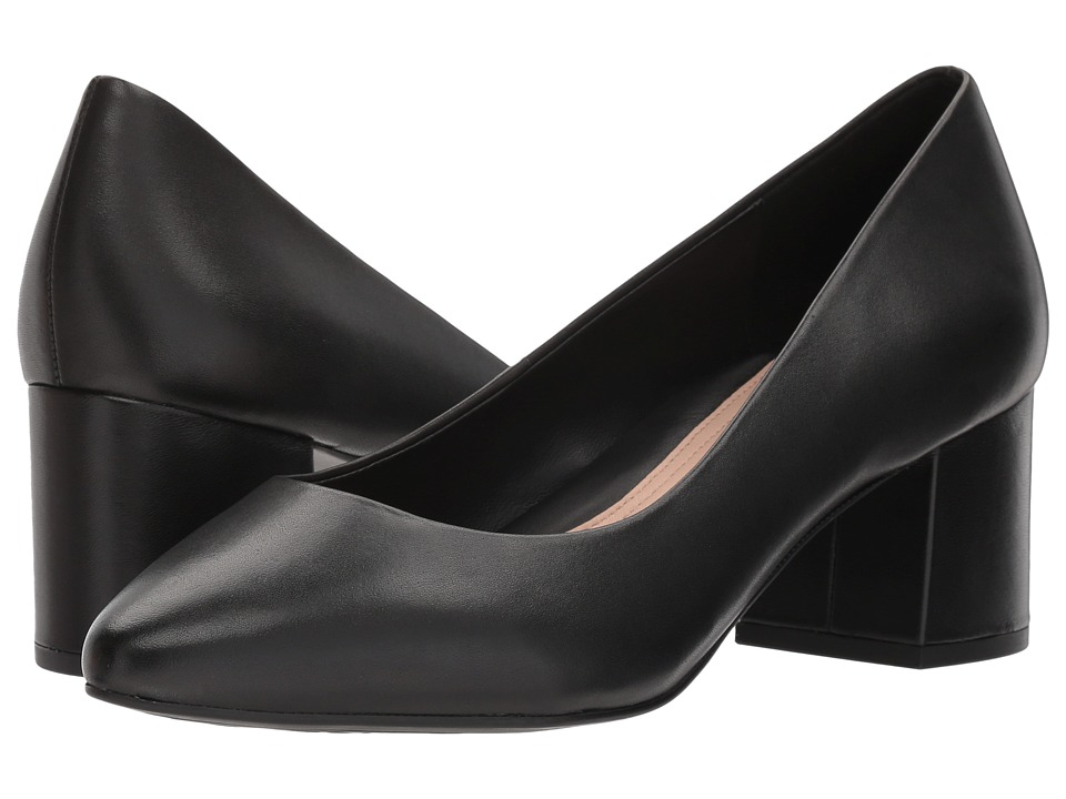 Taryn Rose - Rochelle (Black Dress Calf) High Heels