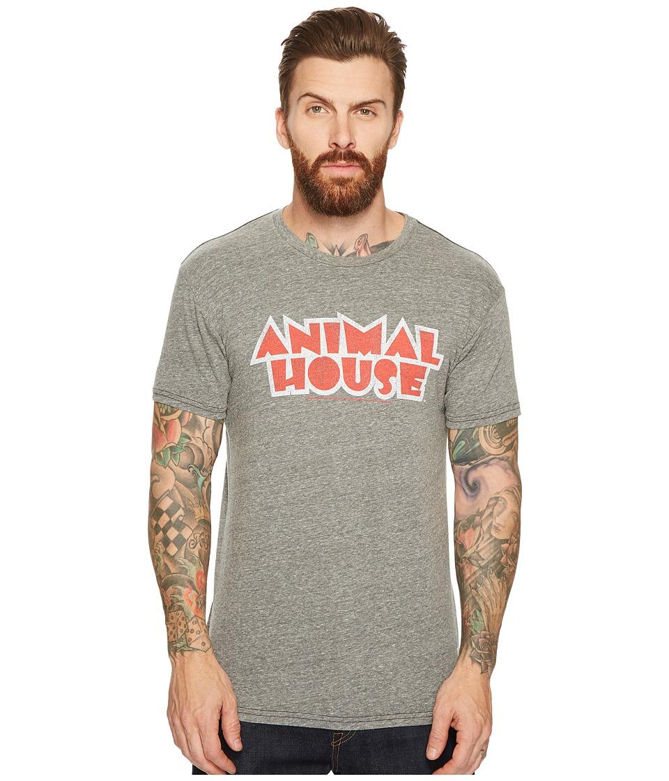 The Original Retro Brand - Animal House Short Sleeve Tri-Blend T