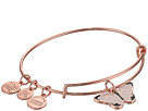 Alex and Ani Alex and Ani Color Infusion, Mon Amie Butterfly Bracelet