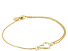 Alex and Ani Alex and Ani Heart Pull Chain Bracelet