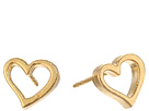 Alex and Ani Alex and Ani Heart Earrings