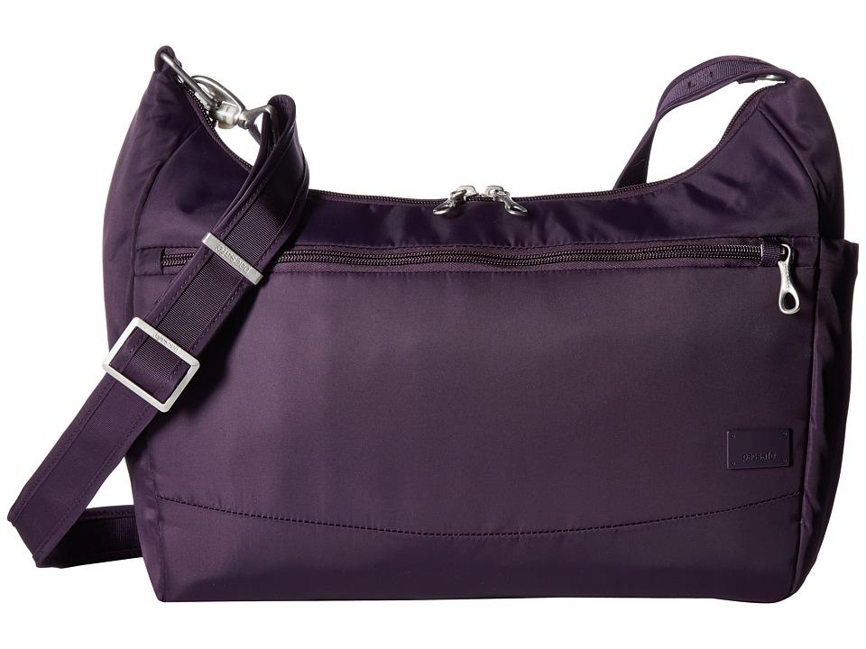 Pacsafe - Citysafe CS200 Handbag (Mulberry) Weekender/Overnight Luggage
