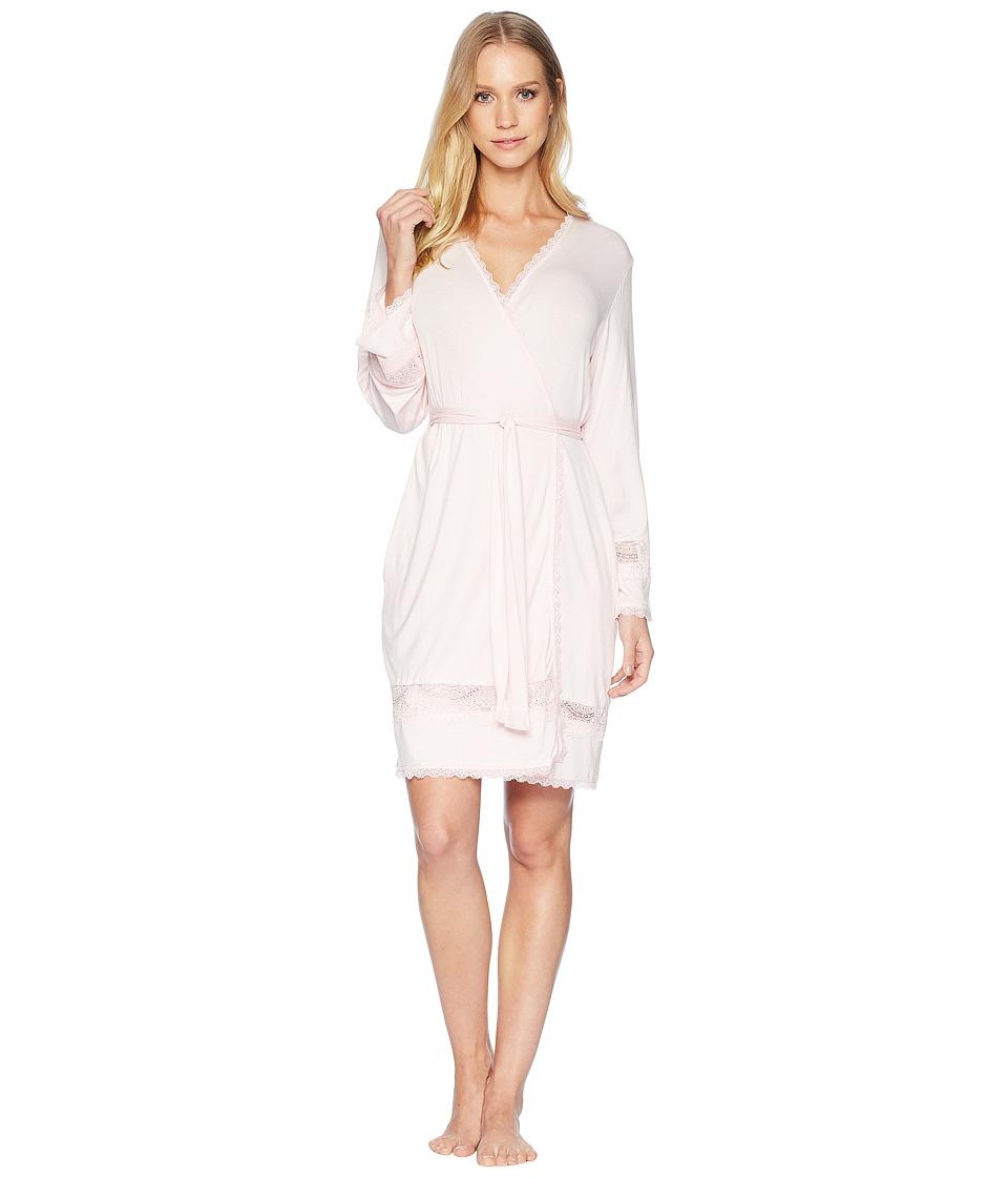 UGG - Cosima Embellished Robe (Seashell Pink) Womens Pajama