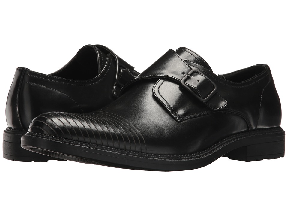 Kenneth Cole Reaction - Cellar Monk (Black) Mens Shoes