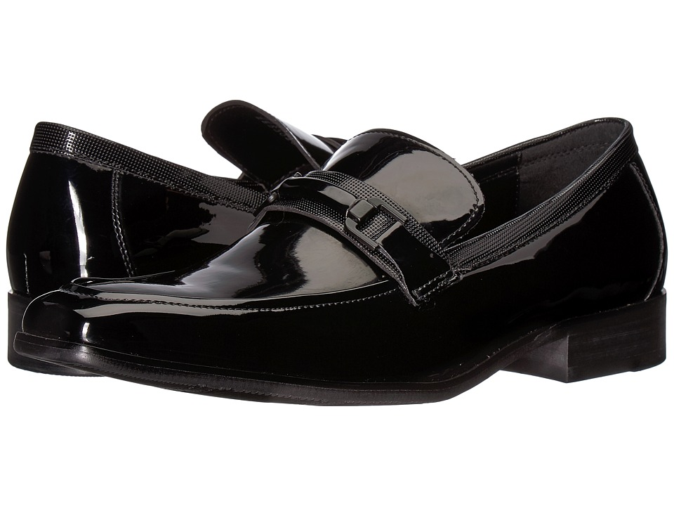 Kenneth Cole Reaction - News Loafer (Black) Mens Shoes