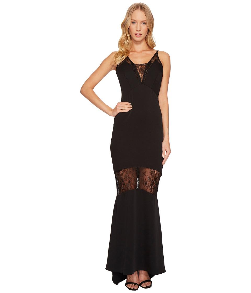 Adelyn Rae - Laila Maxi Dress (Black) Womens Dress
