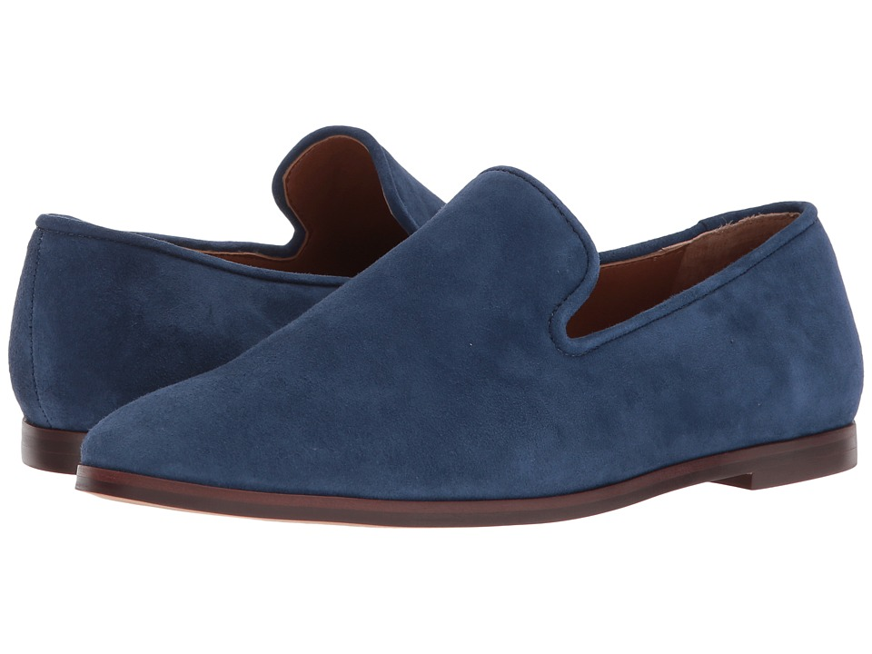 Franco Sarto - Rachella by SARTO (Symphony Blue Suede) Womens Shoes