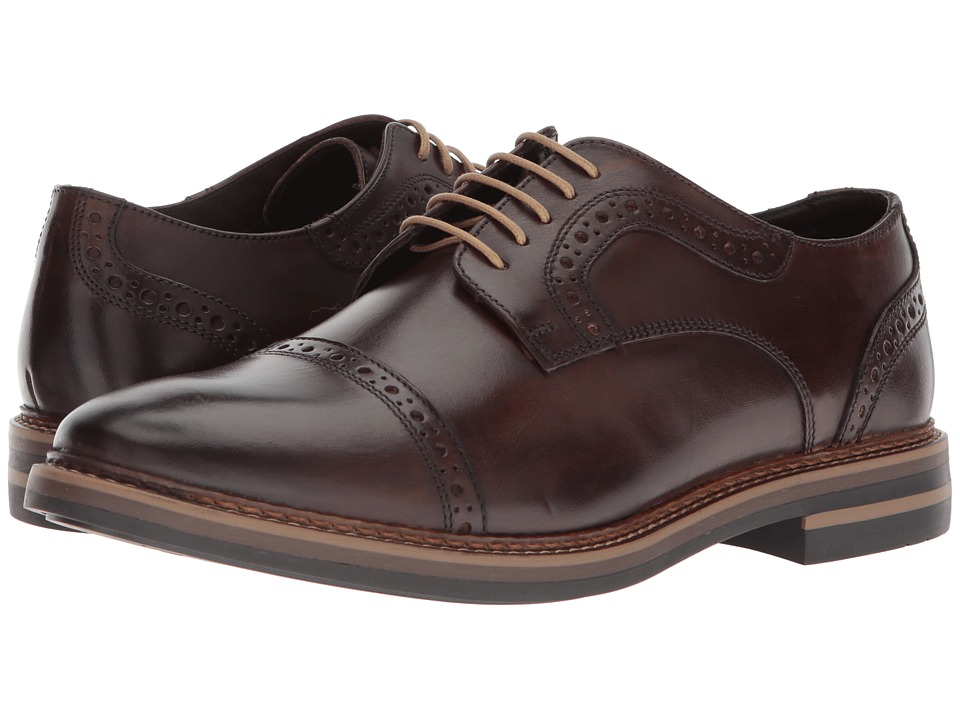 Image of Base London - Butler (Brown) Men's Shoes