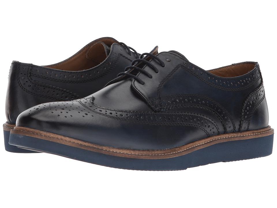 Image of Base London - Orion (Blue/Blue) Men's Shoes