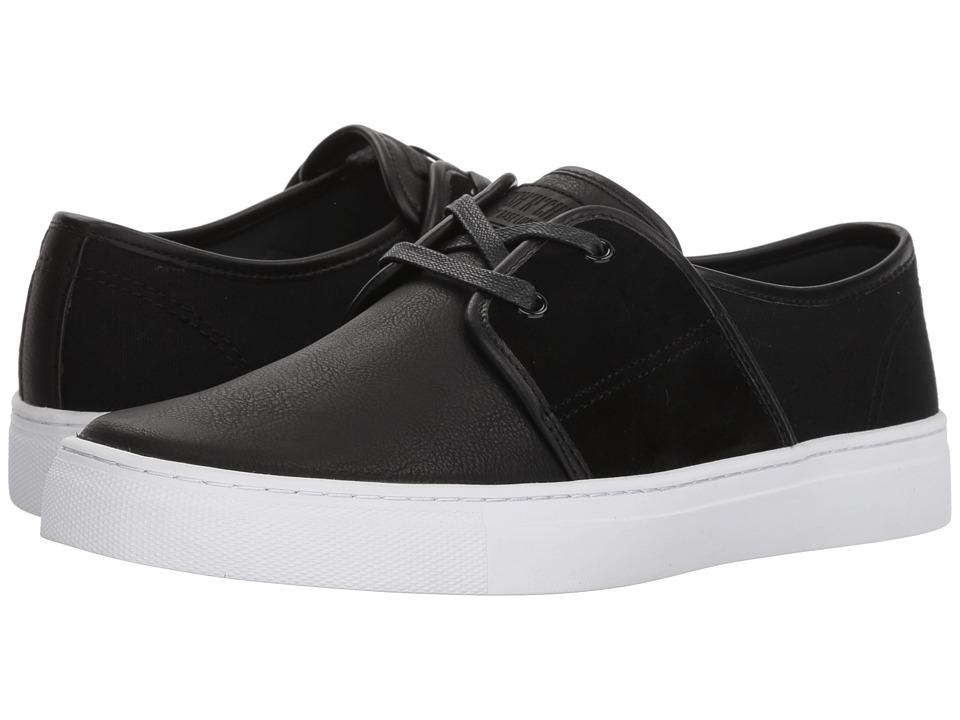 BASE London - Toronto (Black) Men's Shoes