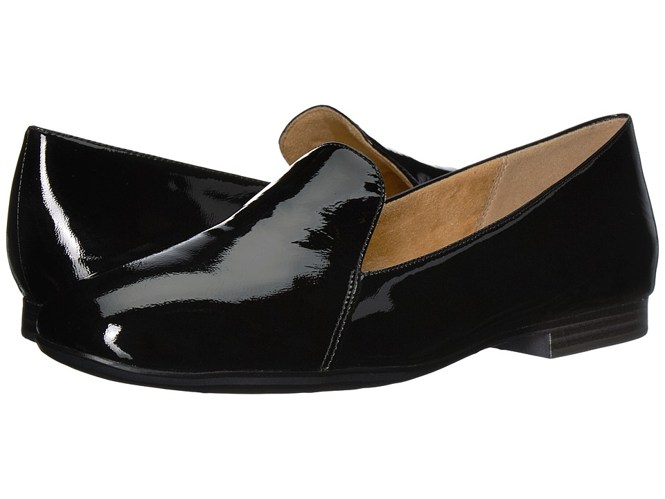 Naturalizer Emiline (Black Patent Leather) Women's Shoes