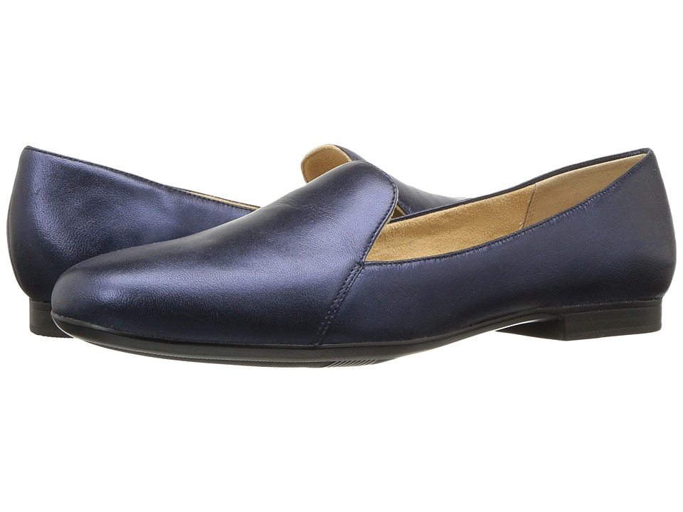 Naturalizer Emiline (Inky Navy Metallic Leather) Women's Shoes