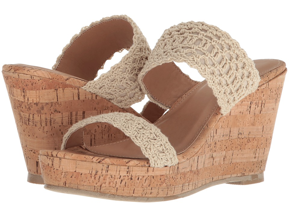 Report - Diaz (Natural) Womens Shoes