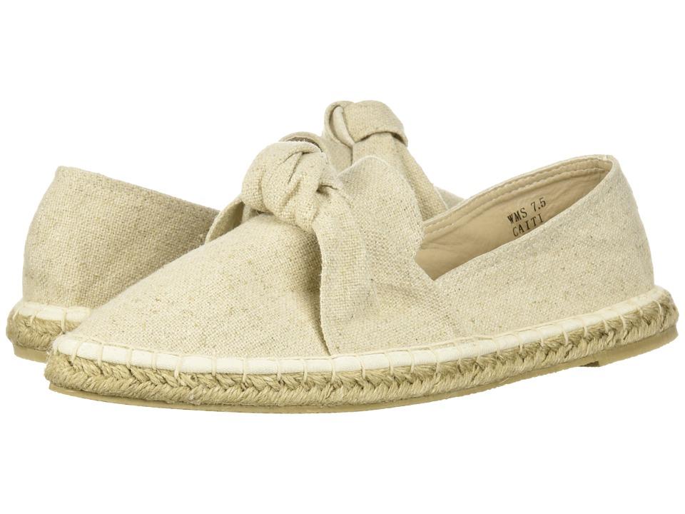 Report Caiti (Natural) Women's Shoes