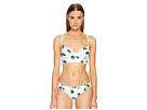 Proenza Schouler Ikat Pansy Two-Piece Bikini Set