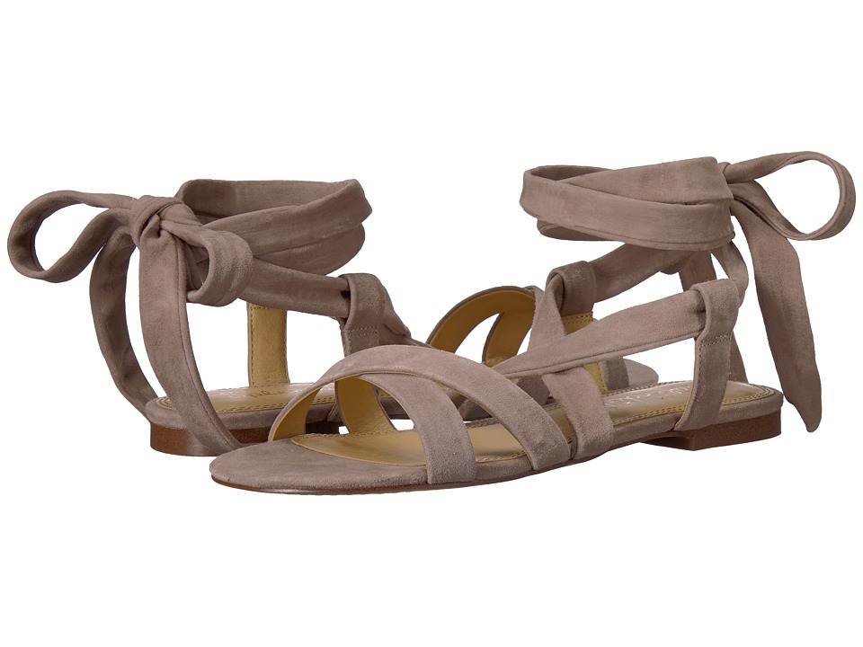 Splendid Feodora (Taupe Suede) Women's Shoes