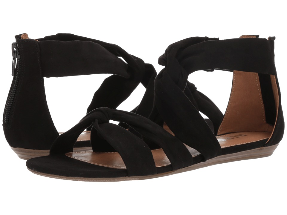 Report - Laci (Black) Womens Shoes