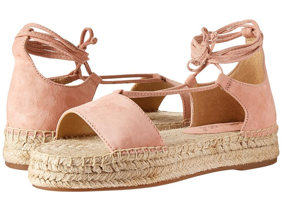 Splendid Fernanda (Blush Suede) Women's Shoes