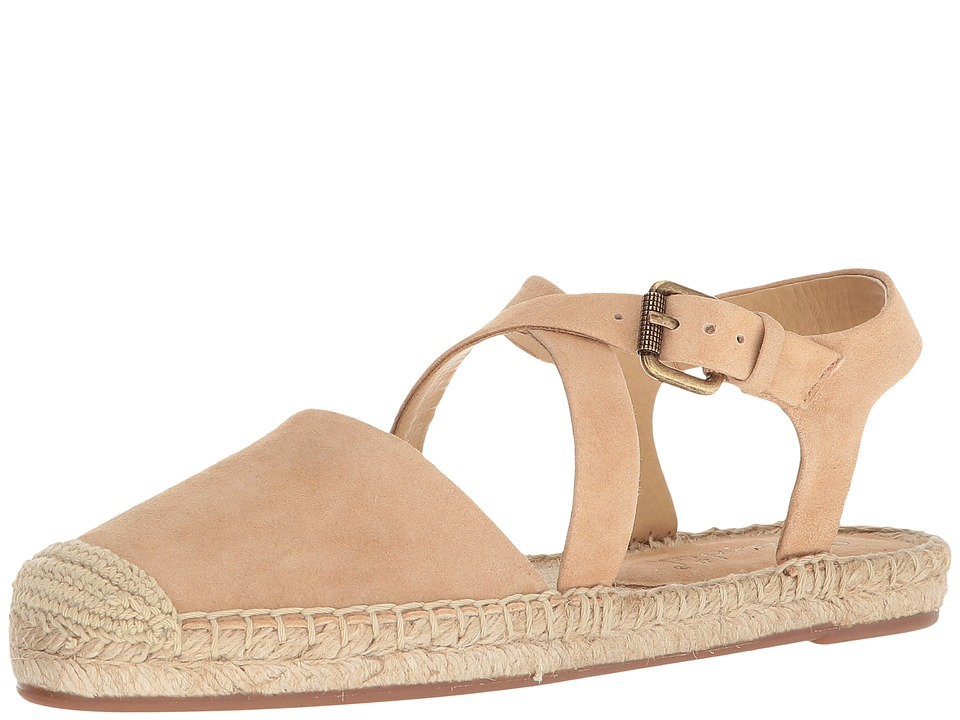 Splendid - Foley (Nude Suede) Womens Shoes