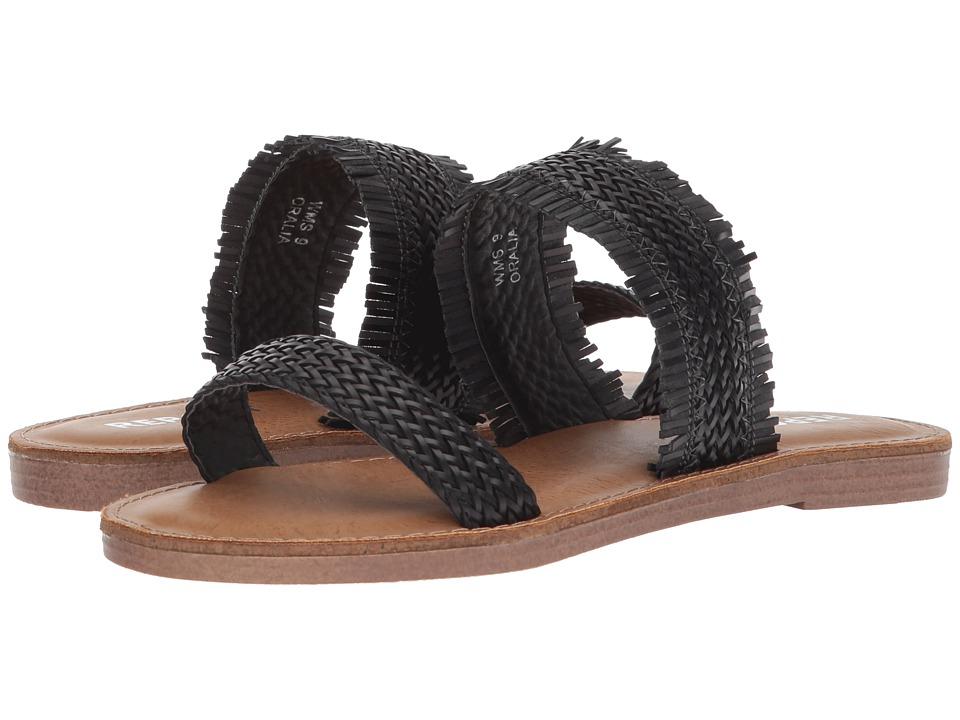 Report Oralia (Black) Women's Shoes